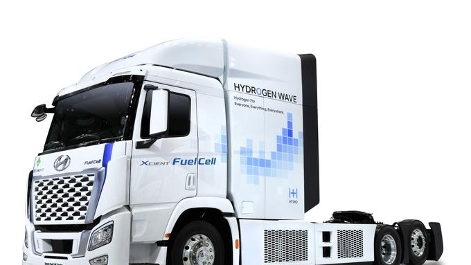 현대자동차그룹, 2028년 모든 상용차 라인업에 수소연료전지시스템 적용